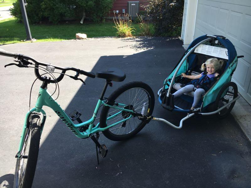 my own bike