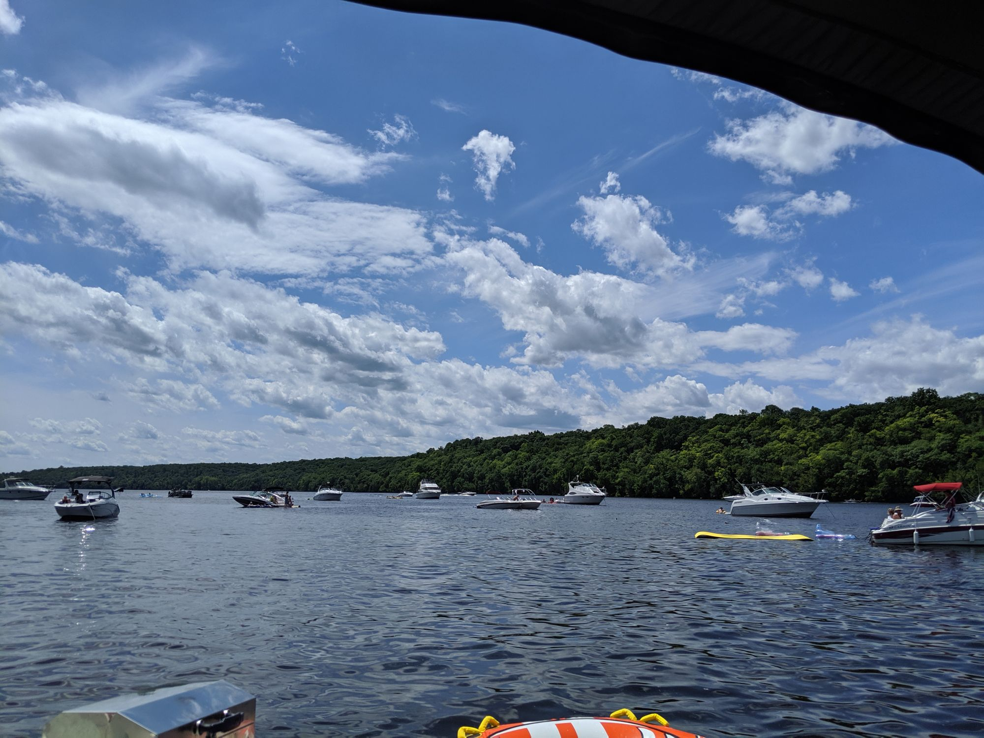 boating the st.croix