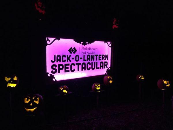 jack o'lantern spectacular
