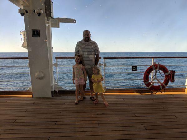 christmas cruise - day 2