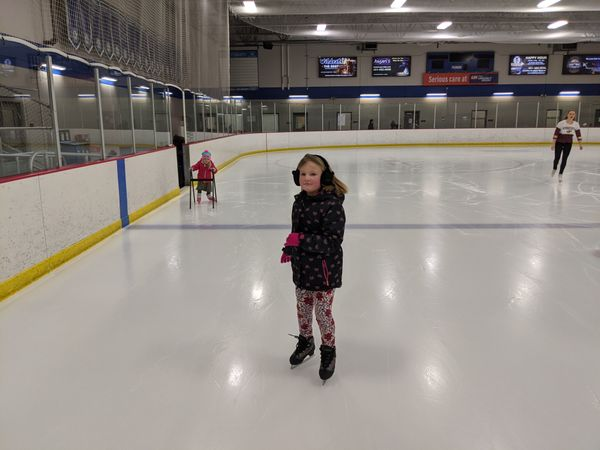 more ice skating